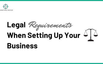 Legal Requirements When Setting Up Your Business